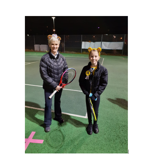 Children in Need Tennis Sessions