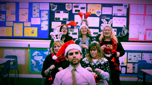 Staff Christmas Video 2018