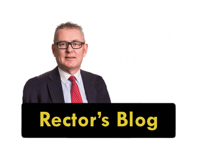Rector's Blog 4th Nov 2019