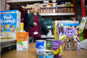Annual Food Parcel Collection