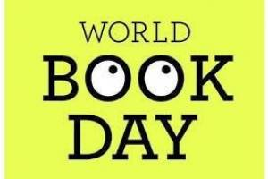 'World Book Day' Celebrations in the English Department