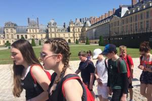 French Trip Blog - Day 2