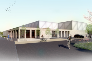 Proposed Bangholm Sports Facility